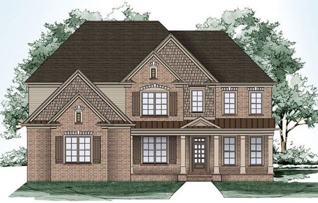 Tipton Westwood Elevation