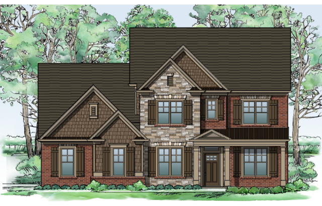 tipton home builders brentwood the preserve
