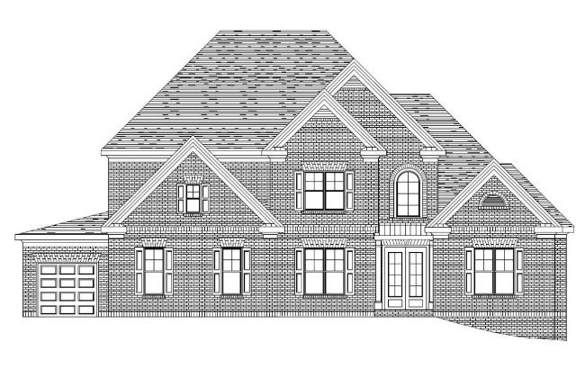 Harcrest Havenstone Elevation