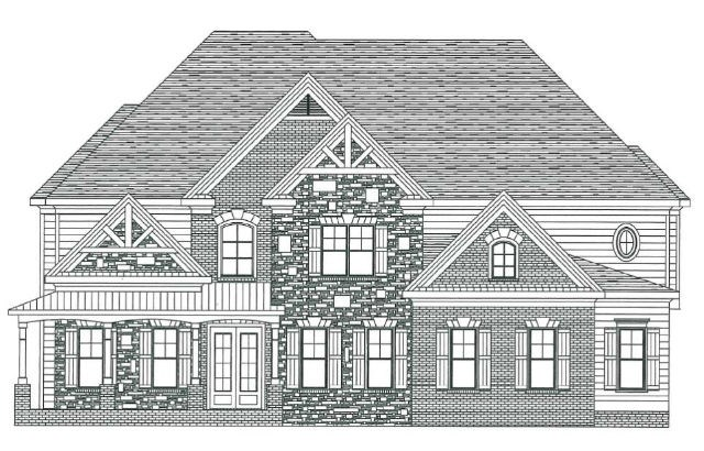 Harcrest Kingsley Elevation A