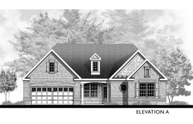 Vanderbilt Hones Belmont Model - Elevation A