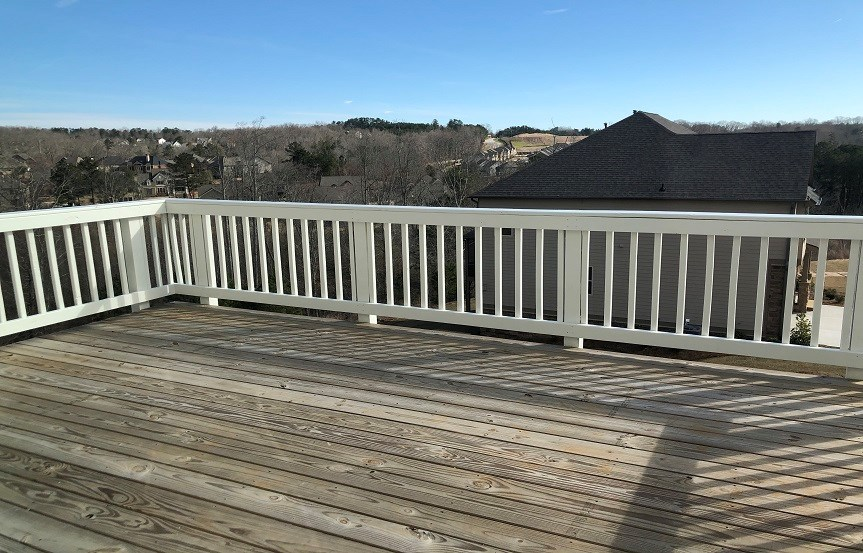 92W - Blackshear - Outdoor deck.