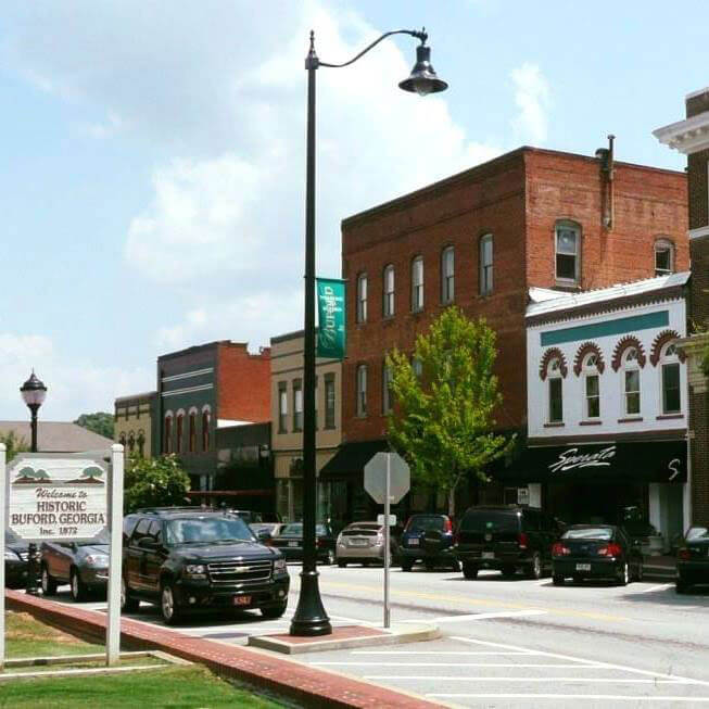 Historic Downtown Buford